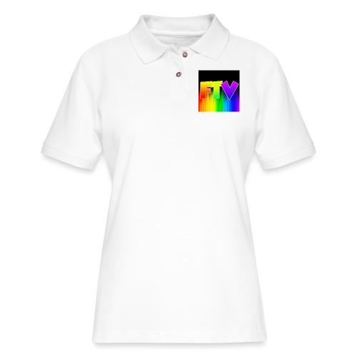 Other Rainbow Option - Women's Pique Polo Shirt