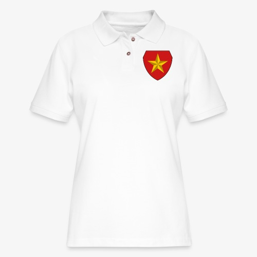 APG - Women's Pique Polo Shirt