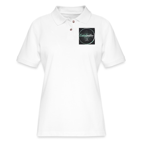 Originales Co. Blurred - Women's Pique Polo Shirt