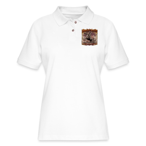 Homeland Security by RollinLow - Women's Pique Polo Shirt