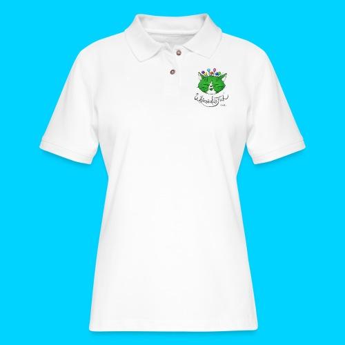 Fantastic Contraption I (uncensored) - Women's Pique Polo Shirt
