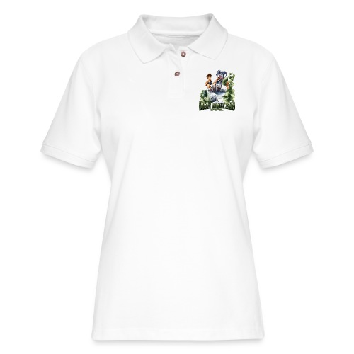High Roller by RollinLow - Women's Pique Polo Shirt