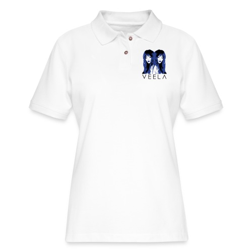 Double Veela Light Women's - Women's Pique Polo Shirt
