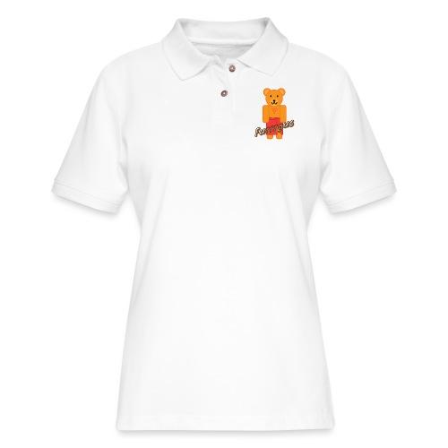 Presidential Suite Furrrgus - Women's Pique Polo Shirt