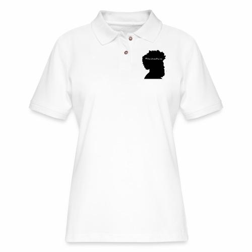 #UnculturedSwine - Women's Pique Polo Shirt