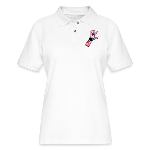 Altitude Zombie! - Women's Pique Polo Shirt