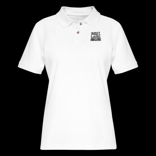 NEXT LEVEL ENTREPRENEUR - Women's Pique Polo Shirt