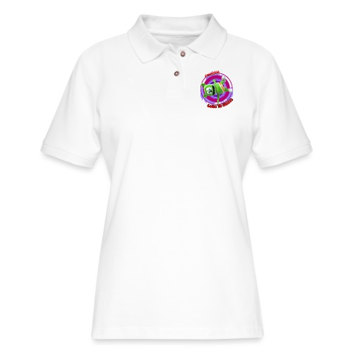 Love To Dance - Women's Pique Polo Shirt