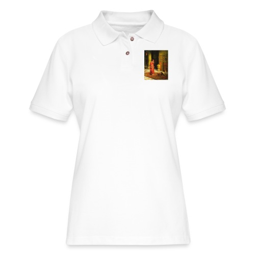 Worship - Women's Pique Polo Shirt