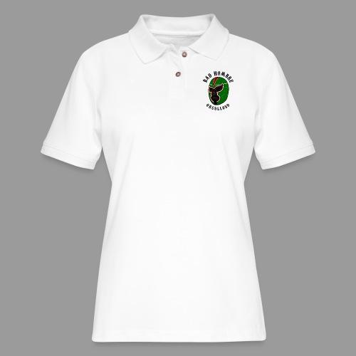 Proud Bad Hombre (Bad Hombre Orgulloso) - Women's Pique Polo Shirt