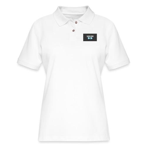download - Women's Pique Polo Shirt