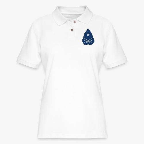 Agence - Women's Pique Polo Shirt