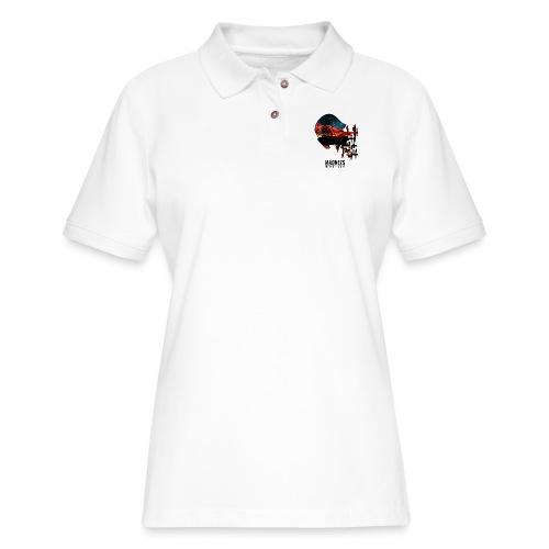 thumbnail - Women's Pique Polo Shirt