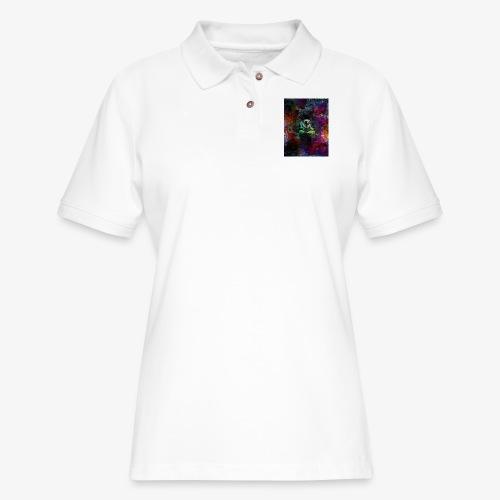 Astronaut - Women's Pique Polo Shirt