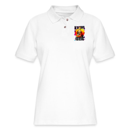 BOTOX MATINEE QUEEN T-SHIRT - Women's Pique Polo Shirt