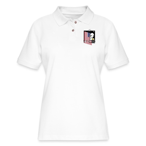 UFO 2020 Vote Disclosure - Women's Pique Polo Shirt