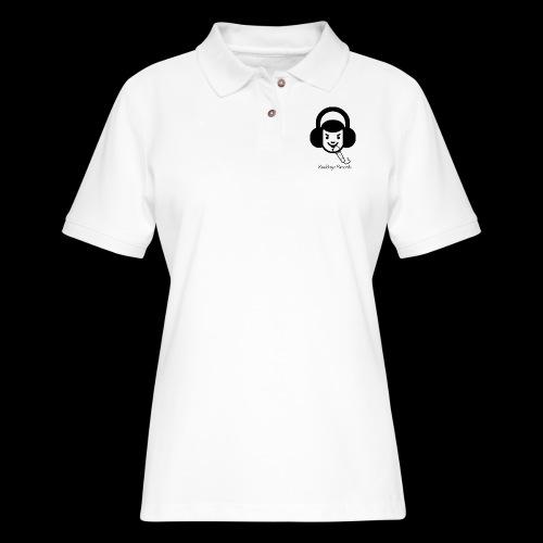 RealBoyz Records - Women's Pique Polo Shirt