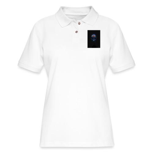shiva - Women's Pique Polo Shirt