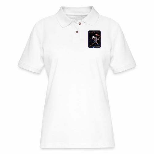 Laserium Design 002 - Women's Pique Polo Shirt