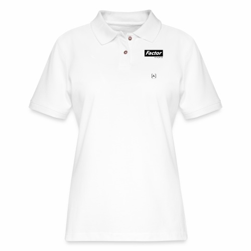 Factor Completely [fbt] - Women's Pique Polo Shirt