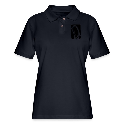 Roller Coaster - Women's Pique Polo Shirt