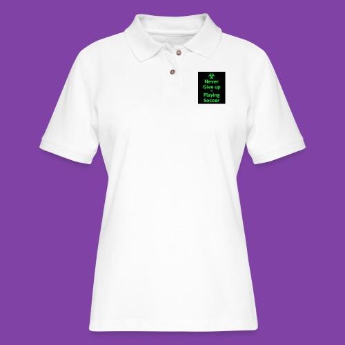 thA573TVA2 - Women's Pique Polo Shirt