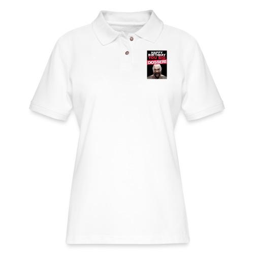 Tyson Fight Sport - Women's Pique Polo Shirt