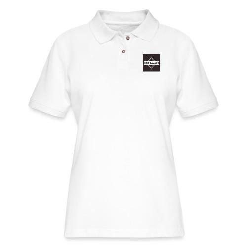 king savage - Women's Pique Polo Shirt