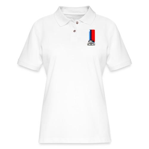 iPhone M3 case - Women's Pique Polo Shirt
