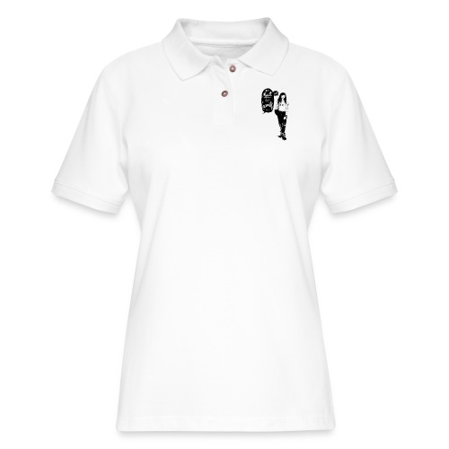 Valentine M. Smith x Carmilla - Women's Pique Polo Shirt