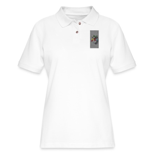 sparkleziphone5 - Women's Pique Polo Shirt