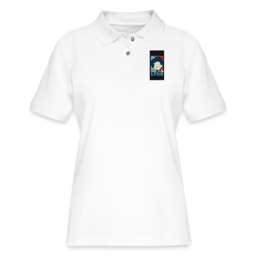 case3iphone5 - Women's Pique Polo Shirt