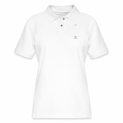 I'm always right! [fbt] - Women's Pique Polo Shirt