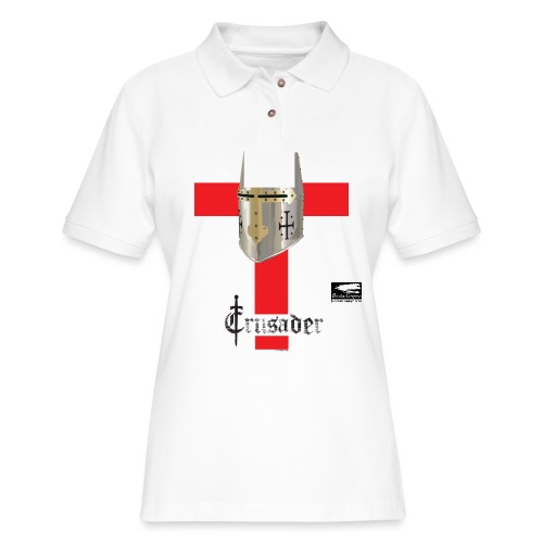 crusader_red - Women's Pique Polo Shirt