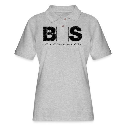 BNS Au Clothing Co - Women's Pique Polo Shirt
