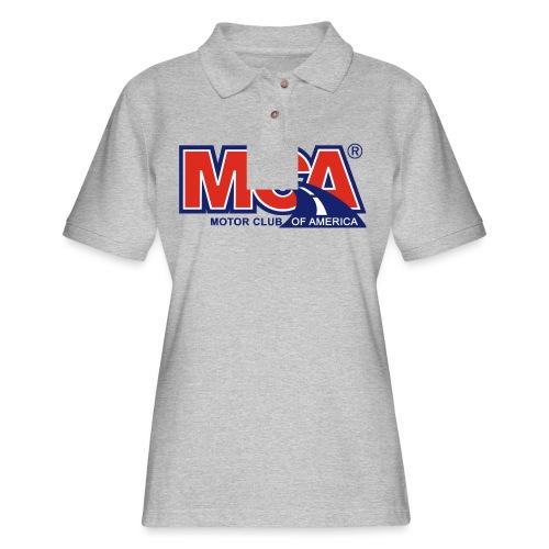 MCA - Women's Pique Polo Shirt