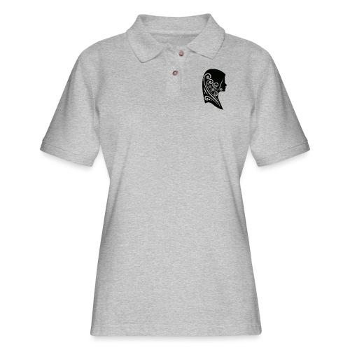 muslimah - Women's Pique Polo Shirt