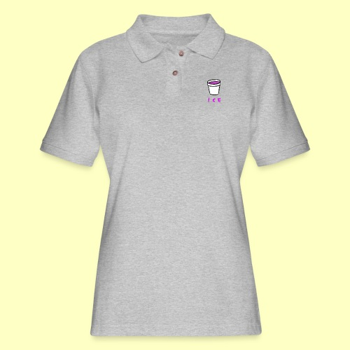 ICE - Women's Pique Polo Shirt