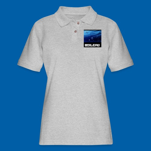 1 - Women's Pique Polo Shirt