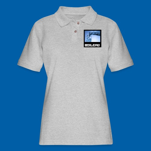 2 - Women's Pique Polo Shirt