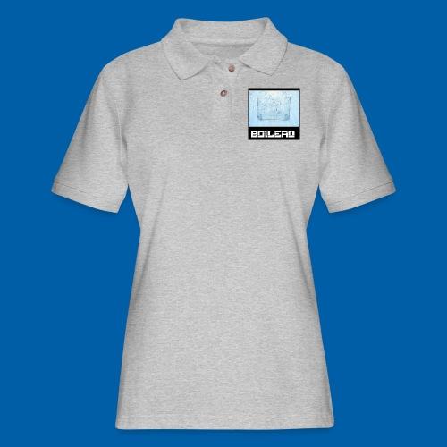 3 - Women's Pique Polo Shirt