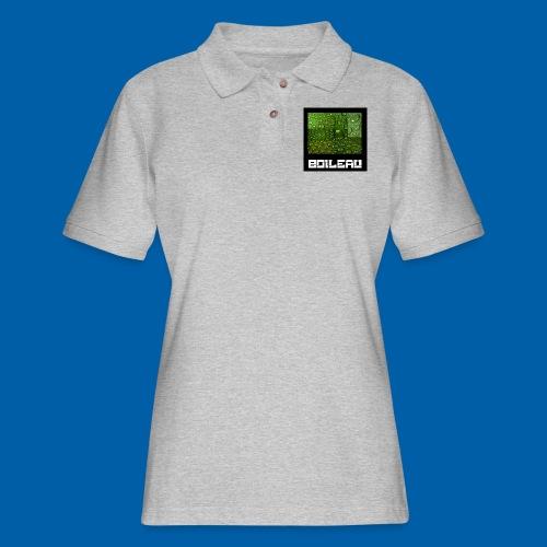 8 - Women's Pique Polo Shirt