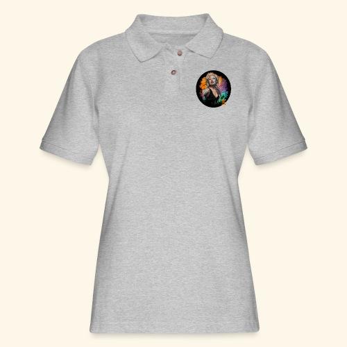 Marilyn Monroe - Women's Pique Polo Shirt