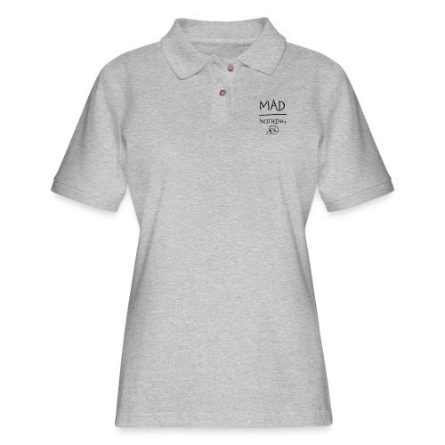 mon1 - Women's Pique Polo Shirt
