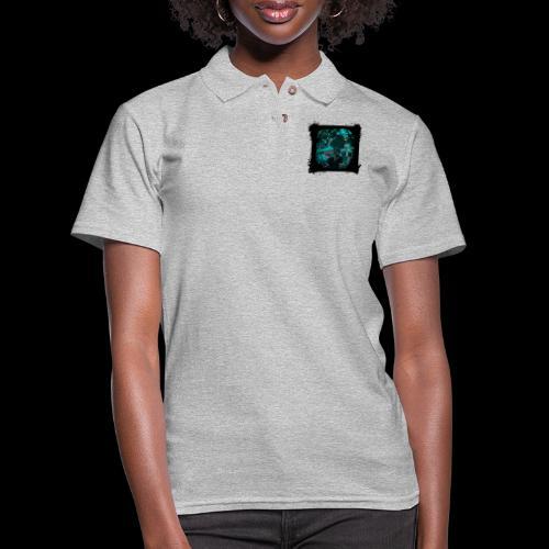 xB - War Of The Games - Women's Pique Polo Shirt