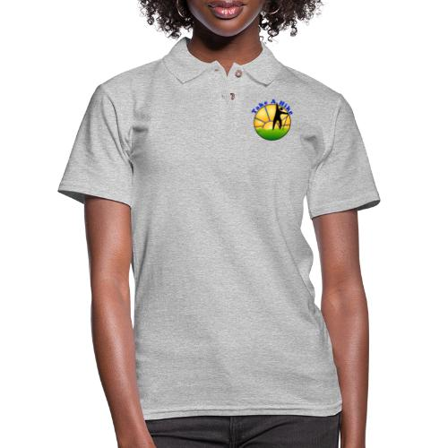 Take A Hike - Women's Pique Polo Shirt