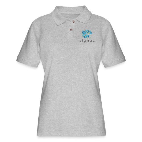 signac - Women's Pique Polo Shirt