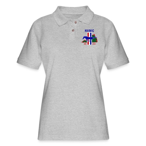 Original logo - Women's Pique Polo Shirt