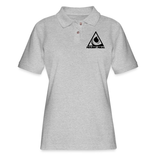Project feral fundraiser - Women's Pique Polo Shirt