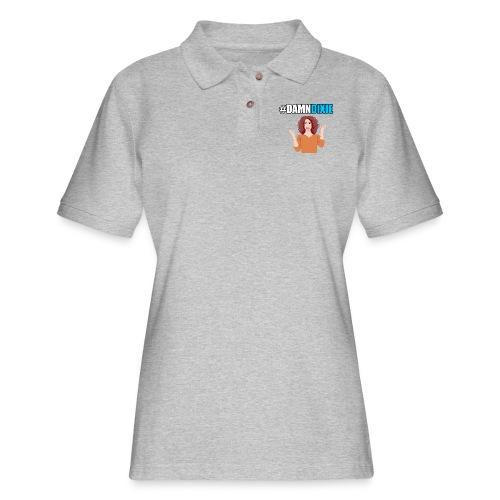 Damn Dixie 2.0 - Women's Pique Polo Shirt